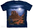 The Mountain - Desert Nightscape - 1102